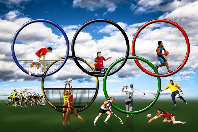 W tym roku Igrzyska Olimpijskie odbędą się w Tokio w Japonii